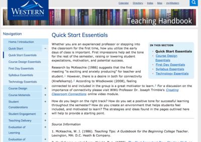 Copywriting – Western Washington University – Faculty Teaching Handbook
