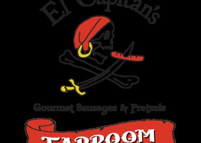 Copy writing, Web Design, El Capitan's Restaurant